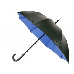 """Parapluie Noir/bleu """"London"""""""