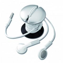 Enrouleur câble écouteurs