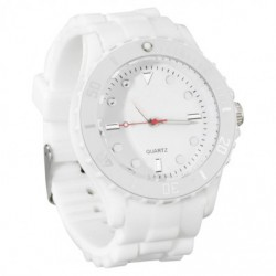 MONTRE COLORED BLANC