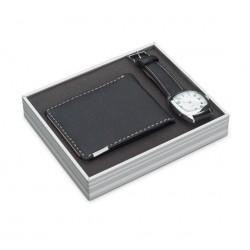 Set montre et portefeuille