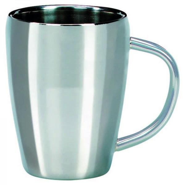 Mug 22cl inox double paroi for Tubage inox double paroi prix