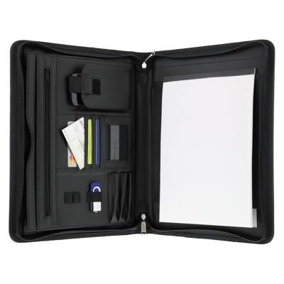 Porte-documents A4 zippé