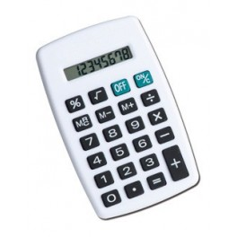 Calculatrice de poche 8 digits