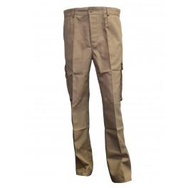 Pantalon 5 poches jarnioux couleur sable