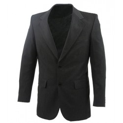 Veste de costume homme gros anthracite