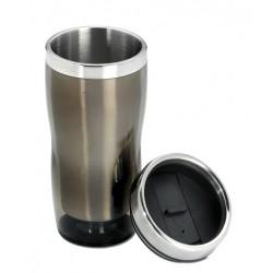 Mug isotherme plastique 38 cl