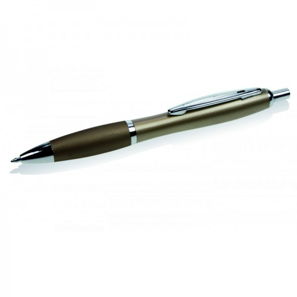 stylo bille aluminium
