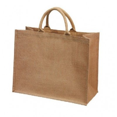 Grand sac cabas toile de jute