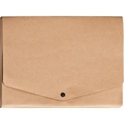 "Pochette carton recyclé ""Albiac"""