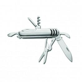 Couteau acier inoxydable 8 fonctions