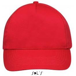 CASQUETTE SUNNY ROUGE