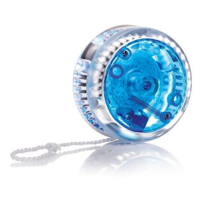 Yoyo clignotant lumière bleue