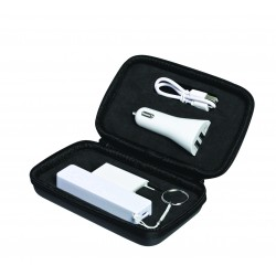 Kit chargeur 2200 mAh pour smartphones