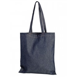 Sac cabas coton denim