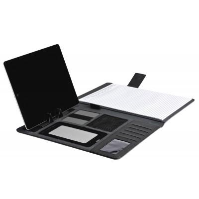 Conférencier A4 avec support pour tablette