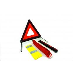Kit triange de sécurité voiture