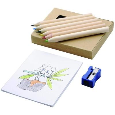 Set dessin et coloriage 8 pièces