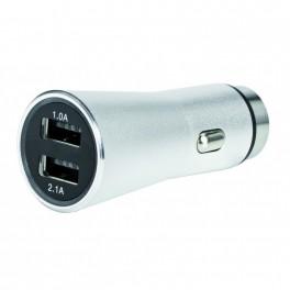 Chargeur de voiture 2 ports USB brise-vitre