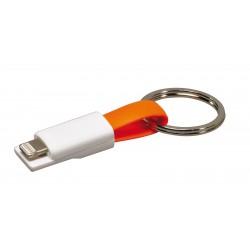 Porte clé/câble de chargement USB