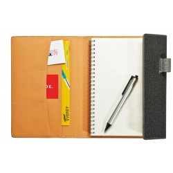Carnet de notes A5 avec stylo