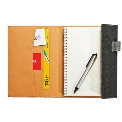 Carnet de notes A5 avec stylo
