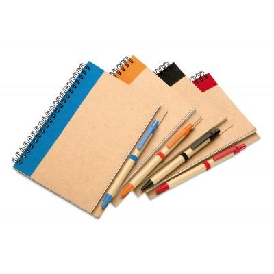 Cahier de notes papier recyclé