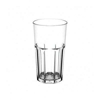 Verre incassable 22cl transparent