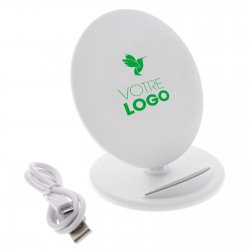 Support téléphone et chargeur induction