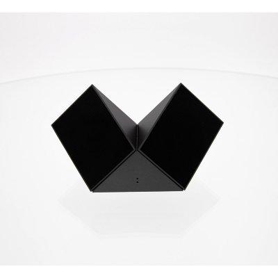 Cube de 2 enceintes orientables