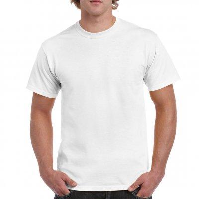 TEE-SHIRT BLANC XL GILDAN