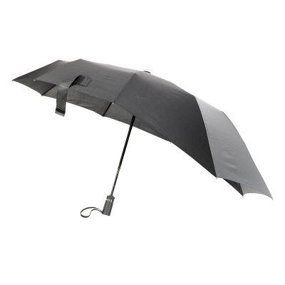 Mini parapluie pliable 9 pans avec débord